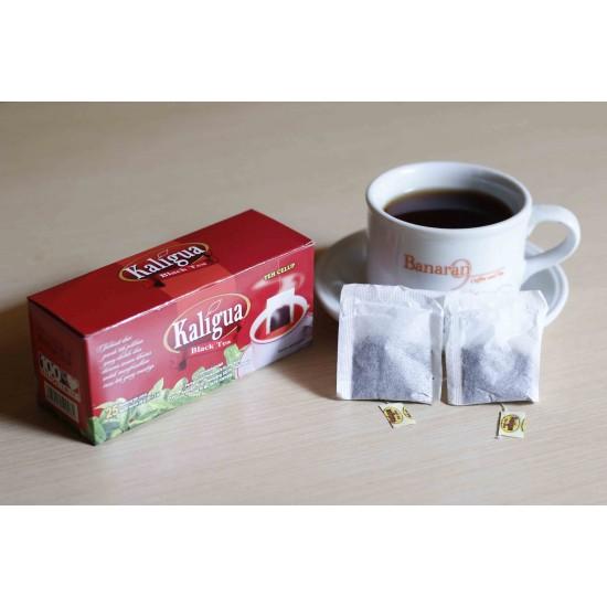 Kaligua Black Tea Bag 50gr
