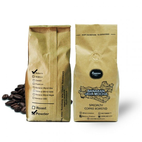 Robusta 100% (Powder)