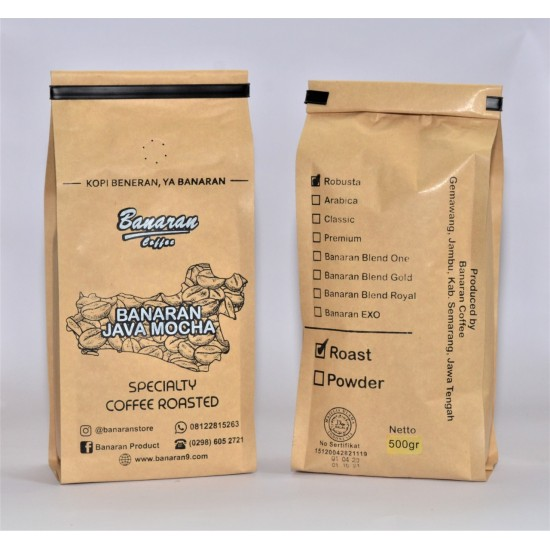 Robusta 100% (Roasted)